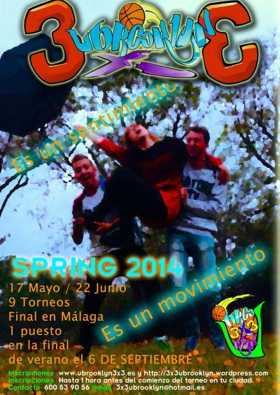 Ubrooklyn 3x3 - III Tour Primavera 2014