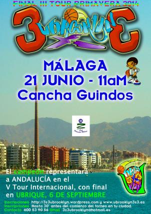 III Tour Primavera 2014 - Málaga - Copy