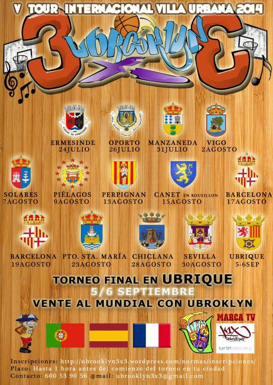 V Tour Internacional Ubrooklyn 3x3 - Villa Urbana 2014 - Copy