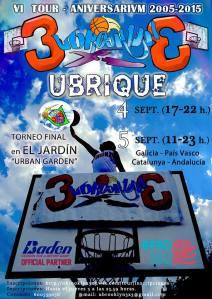 Ubrooklyn 3x3 - Torneo Final 2015